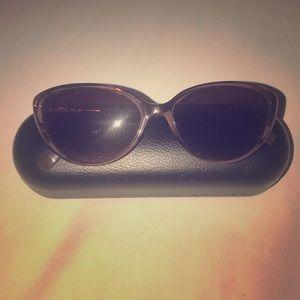 Christian Dior Vintage Brown Cateye sunglasses